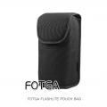 Fotga Portable Flash Bag Case Pouch Belt Design for Flashlite